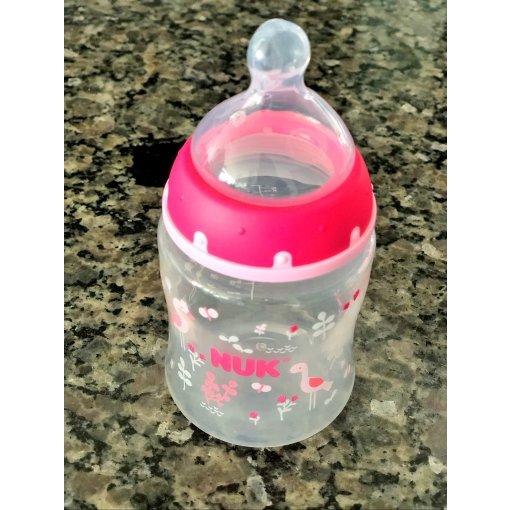 买回来不闲置 | NUK防胀气奶瓶🍼