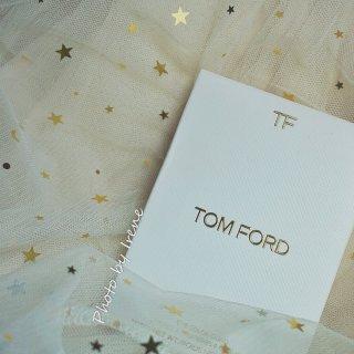 一盘不太实用但好看的TOM FORD 😂...