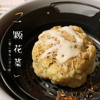 熊猫厨房|低碳水食谱之芝士焗花菜...