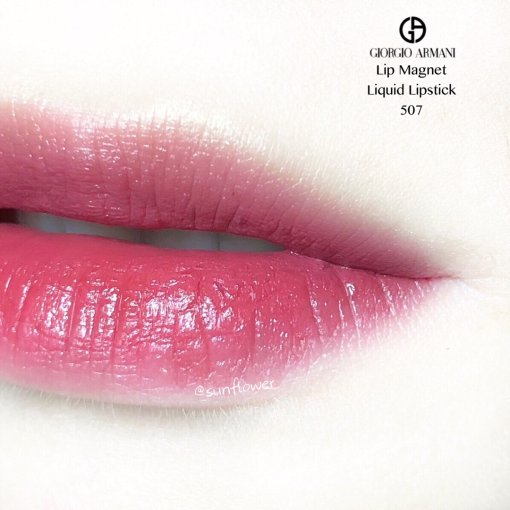 成熟的玫瑰粉   阿玛尼小胖丁/507