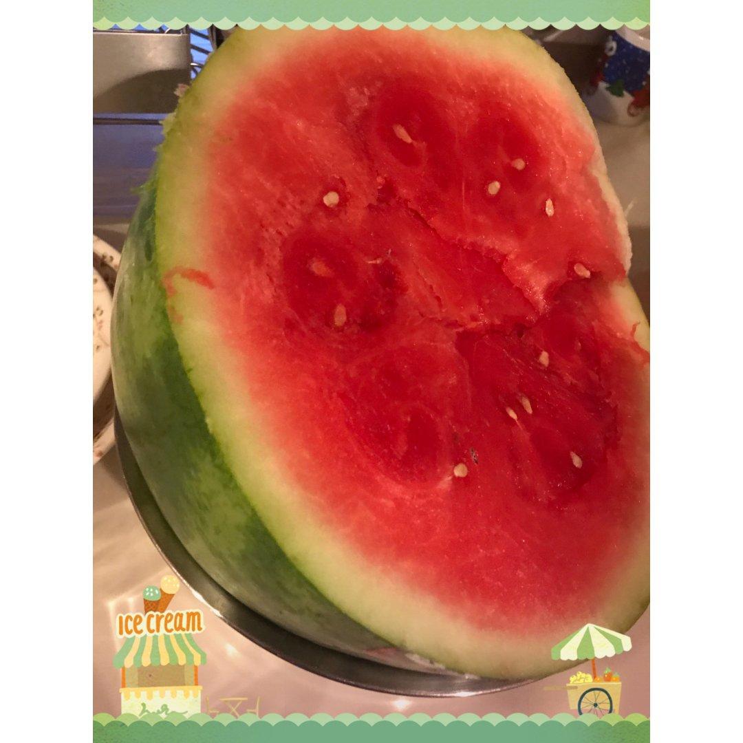 下半年愿望①④多买几个又大又甜的西瓜🍉