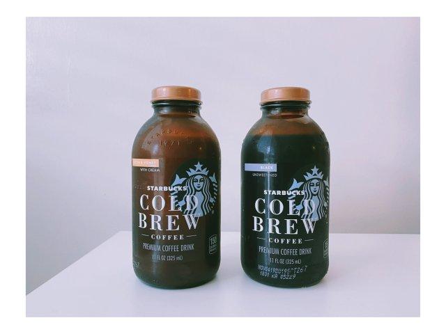 星巴克cold brew冷萃咖啡️☕☕