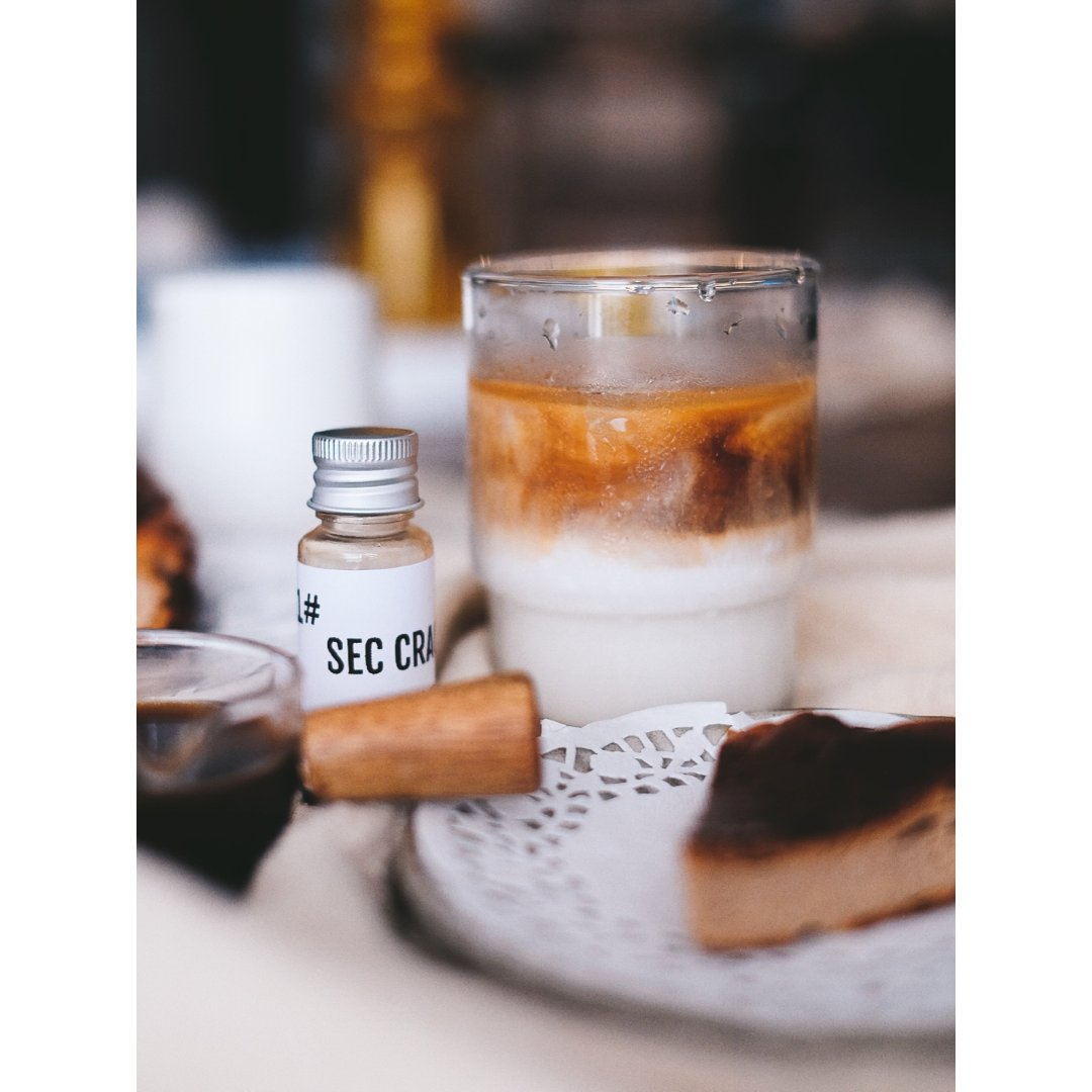 每天不能没有咖啡,夏天不能没有冰咖啡