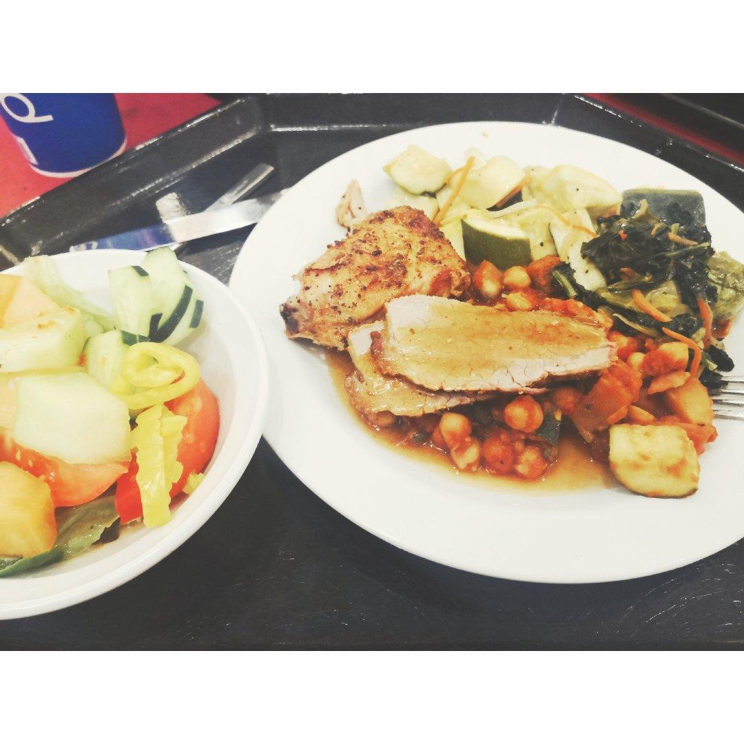 中午吃什么 学生餐