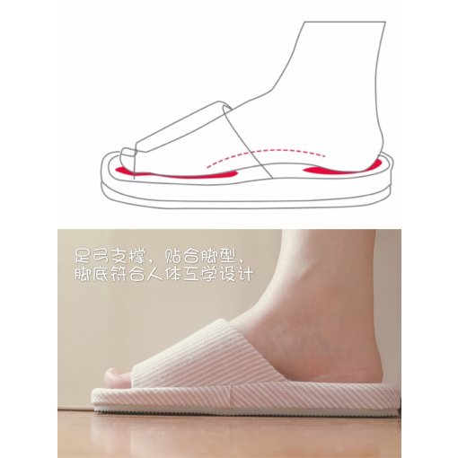 ✏️众测报告 网易严选清风自然棉麻拖鞋