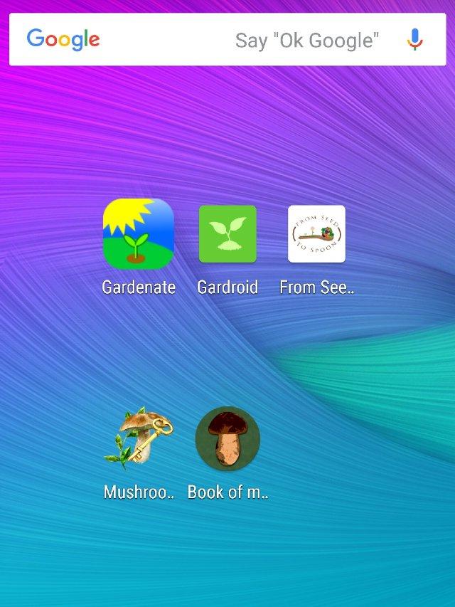 菜园新手种菜App