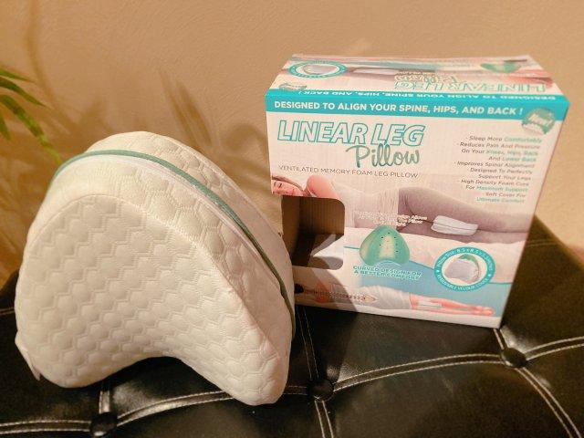 好物推荐:leg pillow 夹腿枕💪