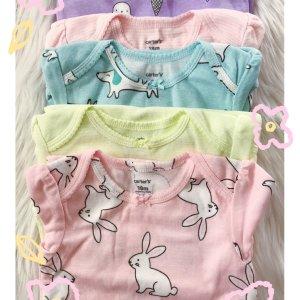 婴儿包臀衫7件套