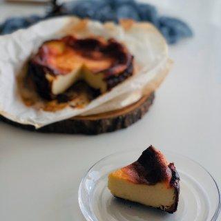 零失败巴斯克芝士蛋糕-Basque Bu...