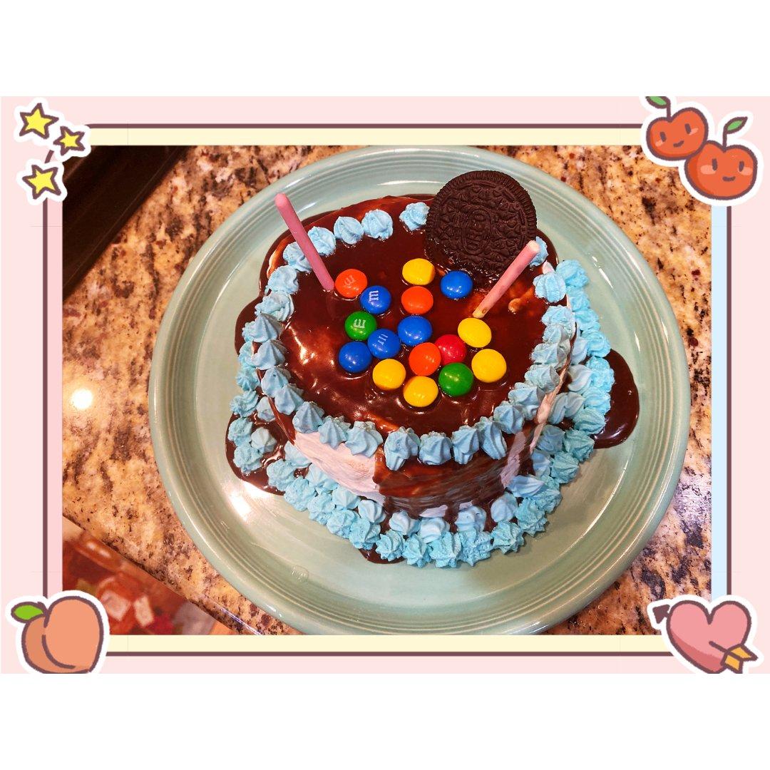 蛋糕来一份?