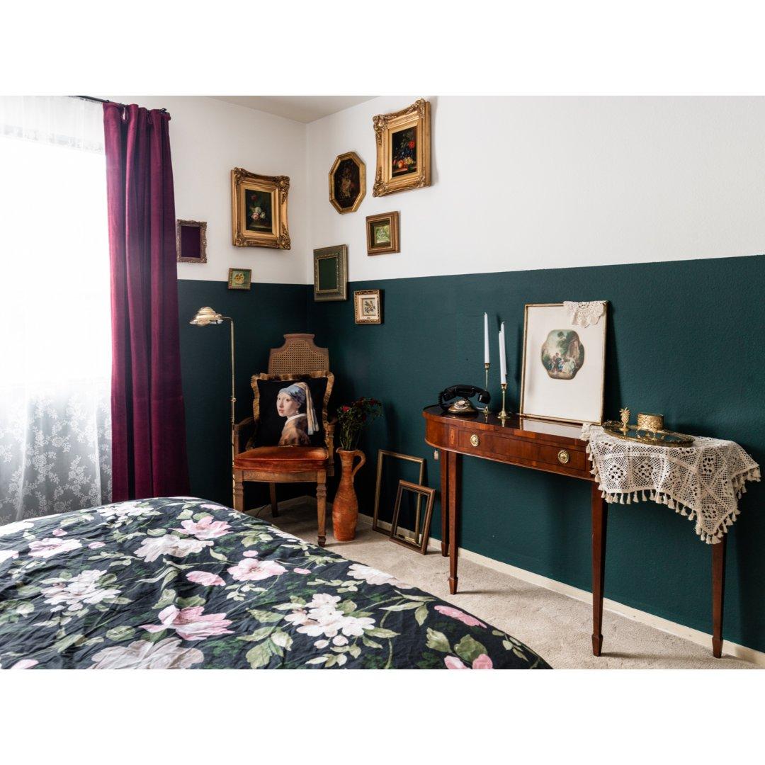 家居美学|复古风格房间