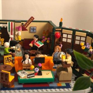 Lego 乐高,老友记