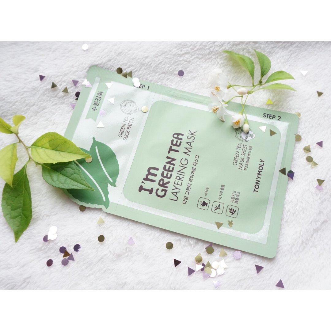 ❥绿茶🍃面膜