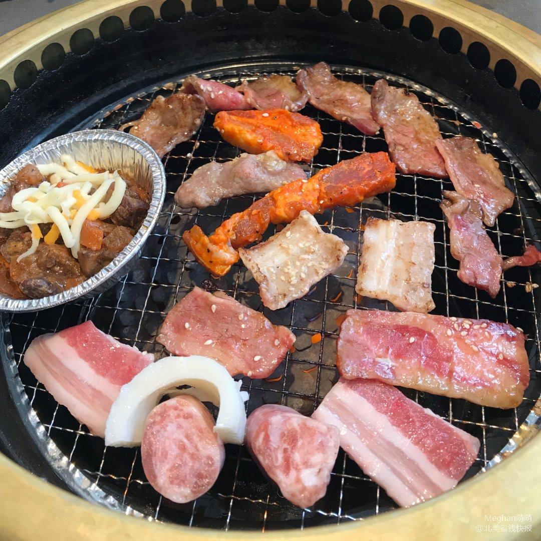 多伦多日式烤肉推荐