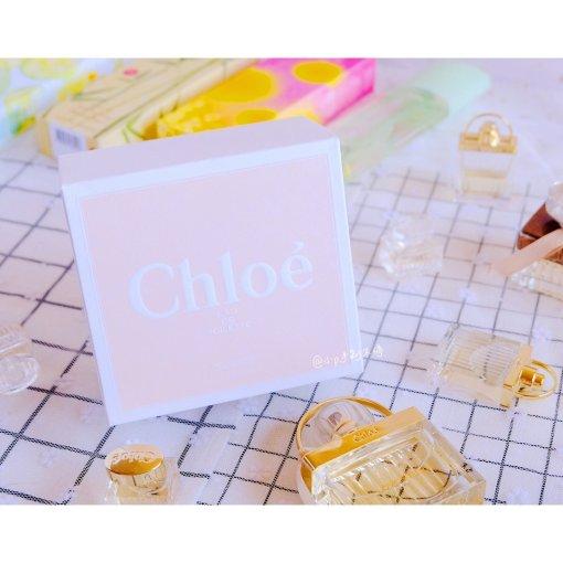 Chloe EDT 同名淡香水(雪白丝带)