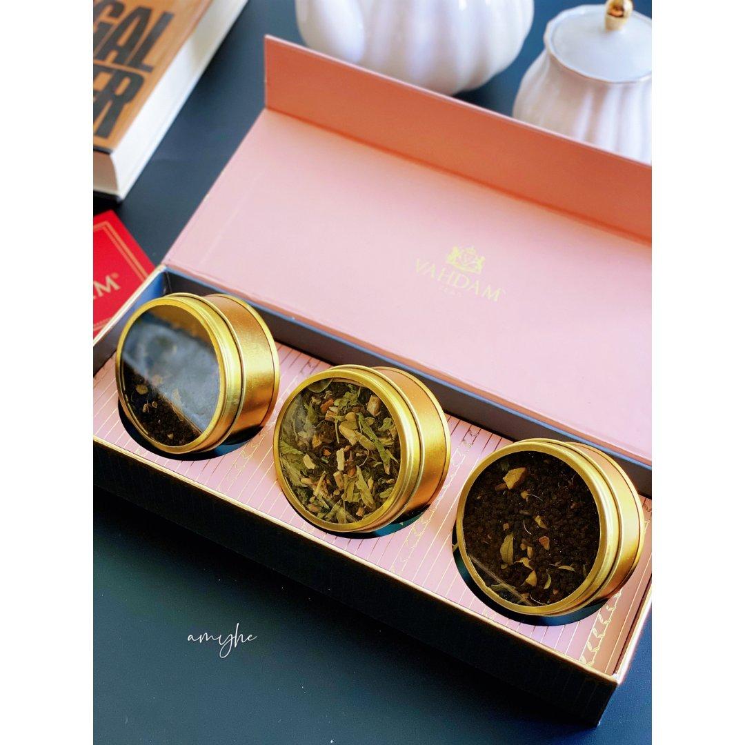 来自印度的异域风情茶——Vahda...