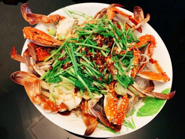 美食|中秋月圆🦀️蟹肥美