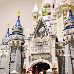 灰姑娘城堡 43178 | 迪士尼系列