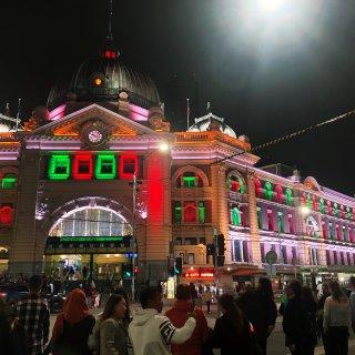 第一次在澳洲过圣诞...