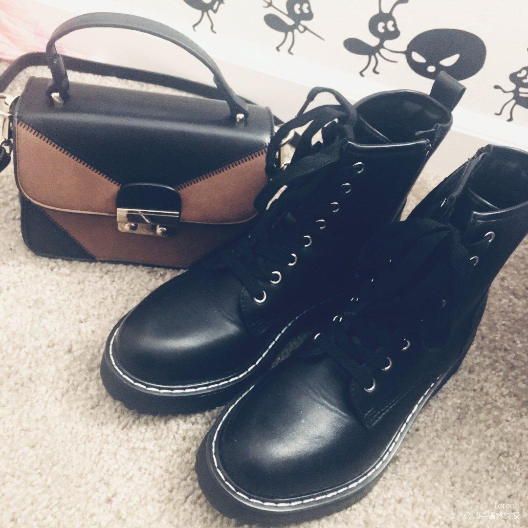 包包鞋子一个色