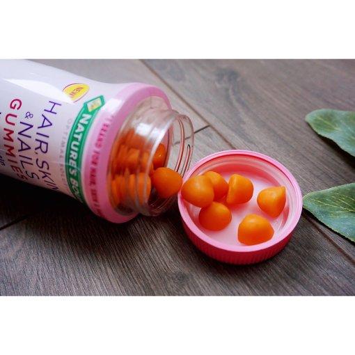 柑橘🍊口味的维生素软糖好吃吗?