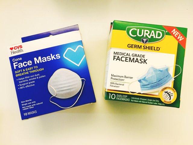 口罩 | 多款口罩购买及对比