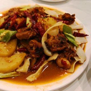 多伦多几乎满⭐的乌鲁木齐美食...