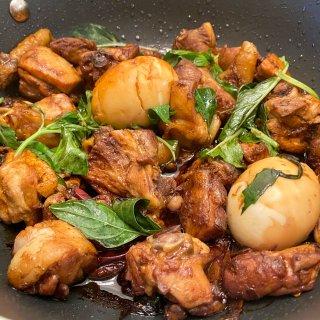 Costco鸡腿肉做法|飘香十里的三杯鸡...