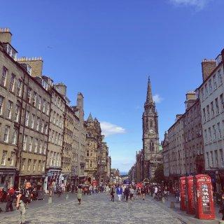 7月爱丁堡之旅