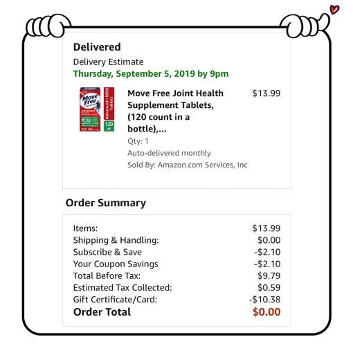 《亚马逊买什么》好价的维骨力绿瓶,买买买!