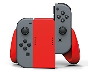 $7PowerA Nintendo Switch Joy-Con Comfort Grip Red