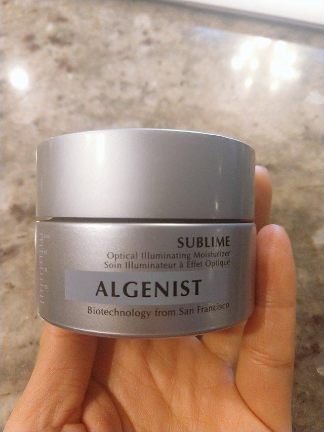 安利一下 Algenist 的修容保湿霜
