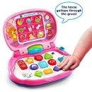 $13 VTech Brilliant Baby Laptop, Pink