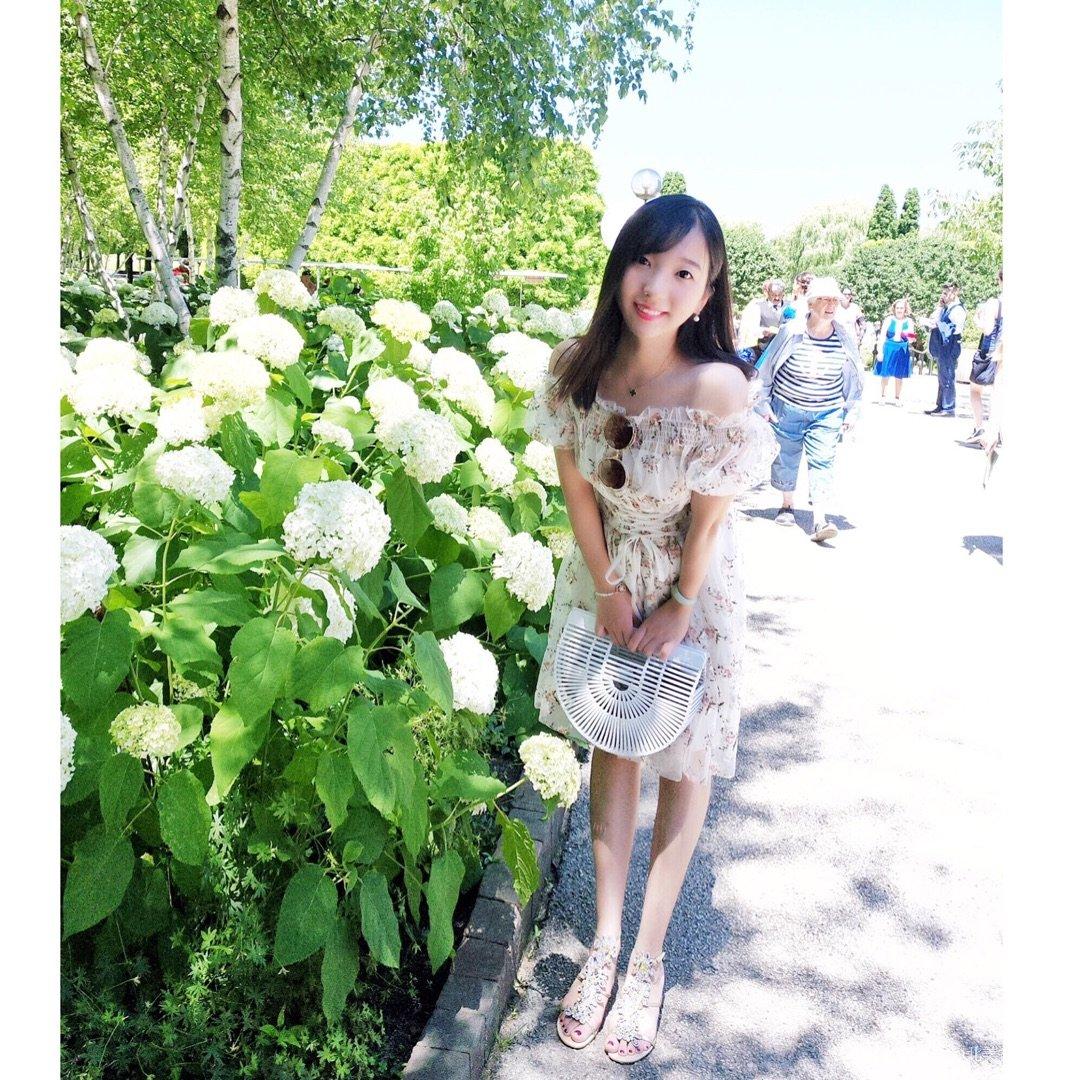 囡囡穿搭 之 夏日植物园🌺<br ...