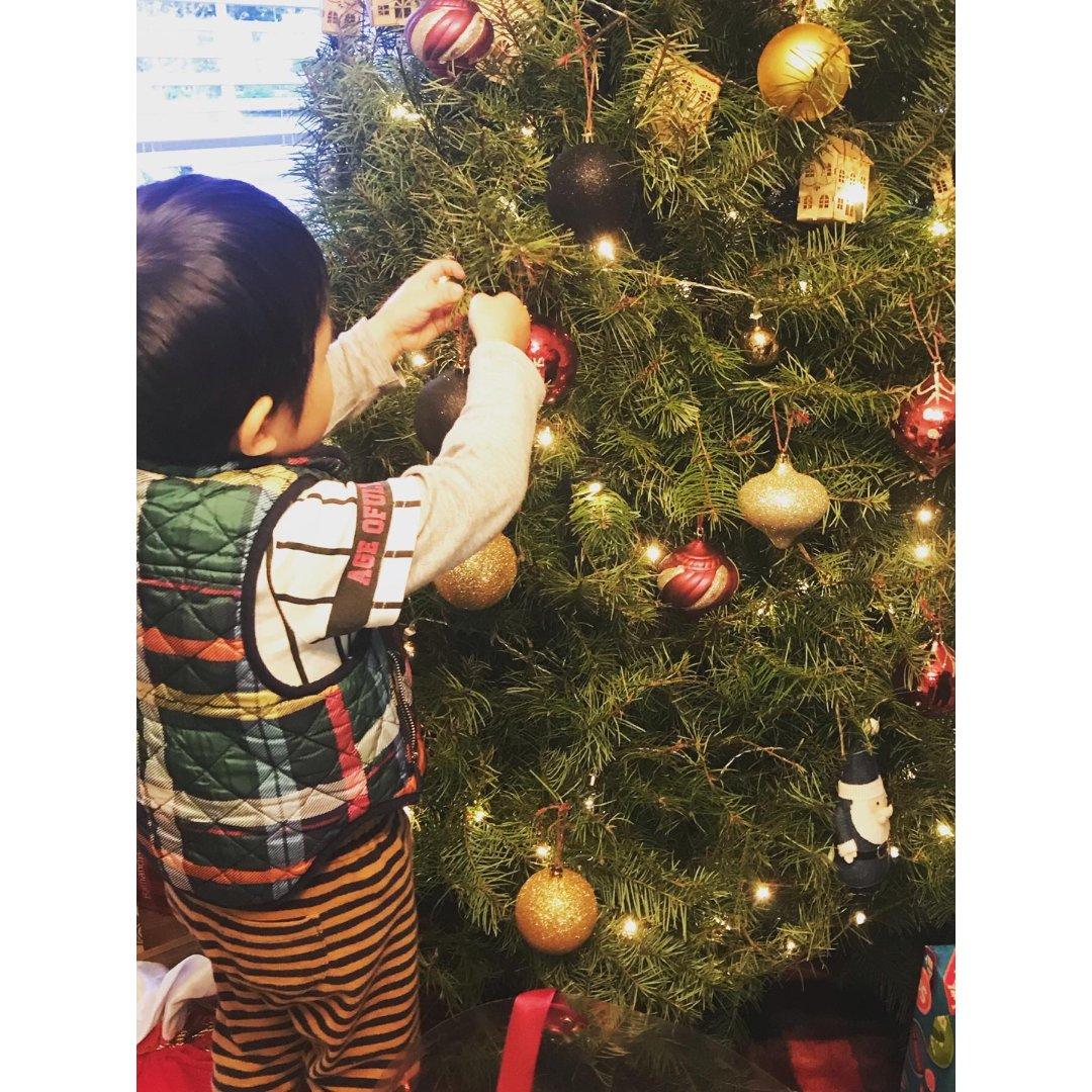 我的聖誕樹🎄