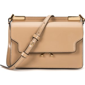 Marni Mini Trunk Crossbody Bag