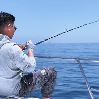 来洛杉矶海钓石斑鱼,选他选他选他!...