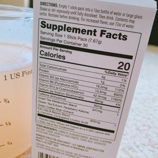 测评:Ideafit胶原蛋白粉,酸酸甜甜,夏日健康减脂饮料!