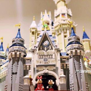 乐高Disney城堡🏰...