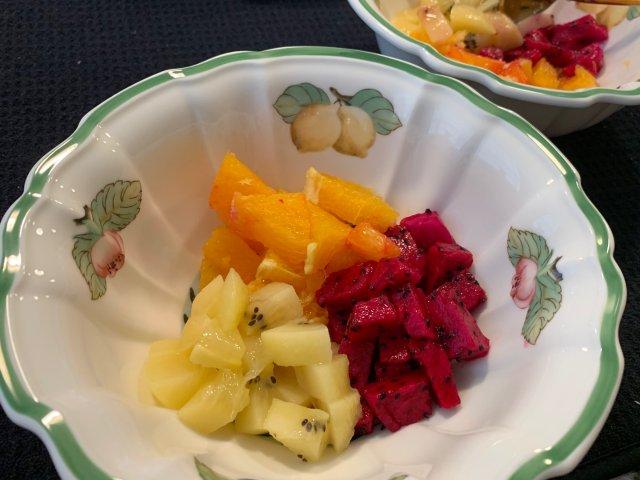 酸奶水果捞😋健康美味第一选择☝️