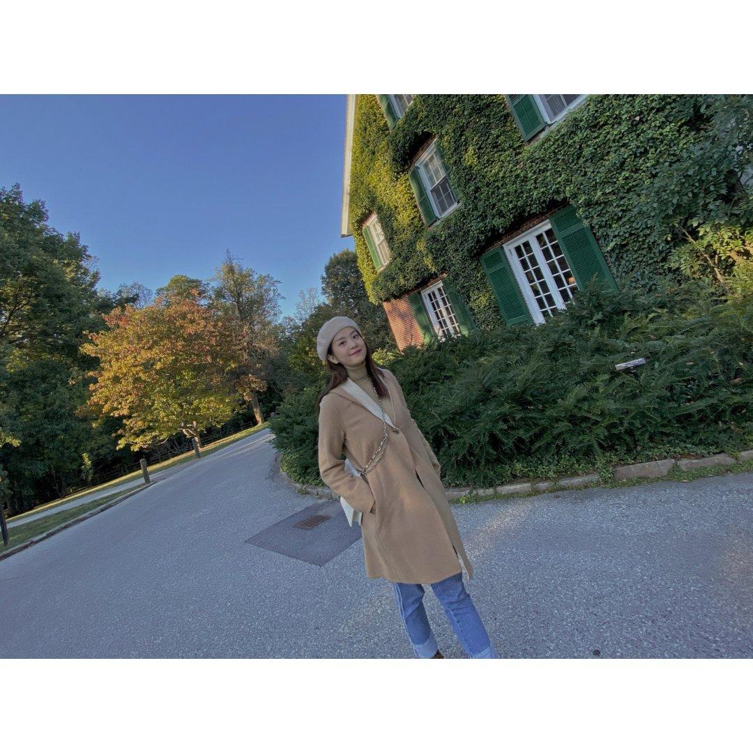 秋天的颜色是🌾🍂