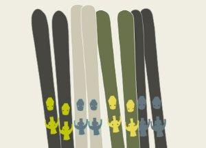 REI: Downhill Skis at REI
