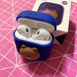 众测 | LINEFRIEND Air Pods蓝牙耳机壳