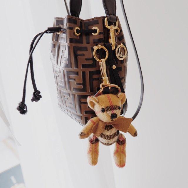 包包配饰 | Burberry小熊...