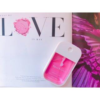 夏天來個糖果色的乾洗手噴霧|TouchLand