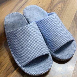 网易严选   舒适的棉麻拖鞋