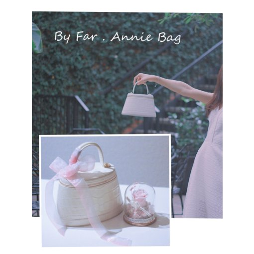 情人节 | by far品牌Annie化妆包💟💟