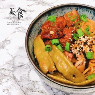 【KOL finale】晚餐小饭桌之豆角...