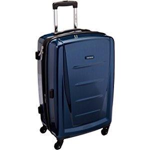 $99Samsonite Winfield 2 新秀丽28寸万向轮行李箱 蓝色