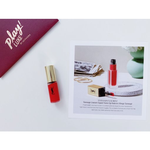 DM九图模式开启:Sephora Play!Luxe box